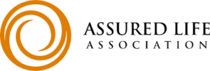 The logo for Assured Life Association